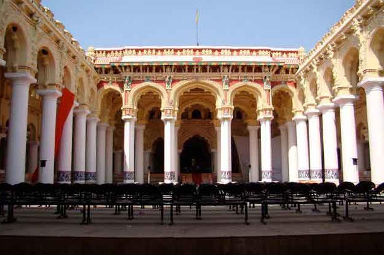 Thirumalai Nayak Palace