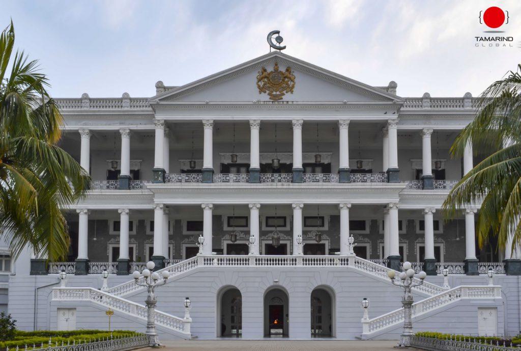 Falaknuma Palace, Hyderabad - 2nd image (Have a look at the enchanting..blog)